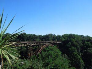 Ronciglione - Il ponte della Civitavecchia Capranica Orte