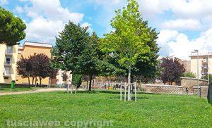 Viterbo - Parco Impastato