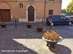 Civita Castellana - Curia vescovile