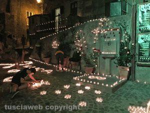 Vallerano - Notte delle candele 2016