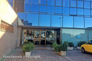 Gli uffici della Talete in viale Romiti