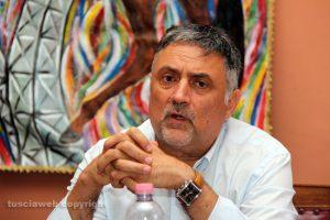Ronciglione - Corse a vuoto 2016 - Il sindaco Alessandro Giovagnoli