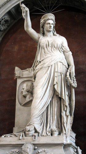 Firenze - La libertà della Poesia del viterbese Pio Fedi