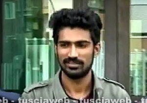 Perugia - Rapina in villa - Il pakistano arrestato Mohammad Hanif Bostan