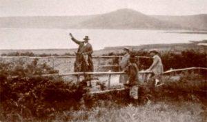 Ronciglione - Le ricerche di Matteotti sul lago di Vico