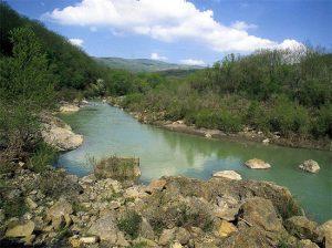 Acquapendente - Riserva naturale monte Rufeno