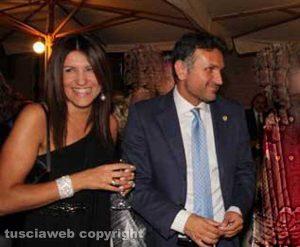 Alessia Mancini e Gianmaria Santucci