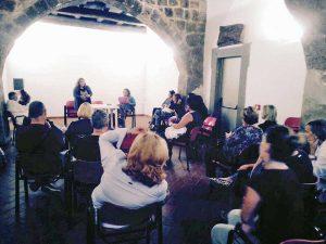 Vetralla - La presentazione dell'associazione Battiti