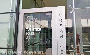 Viterbo - L'urban center all'ex pensilina