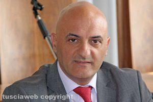 Eugenio Stelliferi, sindaco di Caprarola