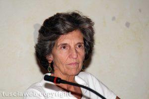 Viterbo - L'assessora Raffaela Saraconi