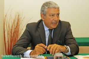 Sport - Pallacanestro - Stella azzurra - Il vicepresidente Marcello Meroi