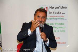 L'incontro del Pd agli Almadiani - Enrico Panunzi