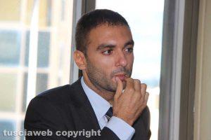 Il capo della squadra mobile Donato Marano