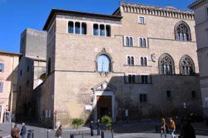 Tarquinia - Il museo nazionale Etrusco