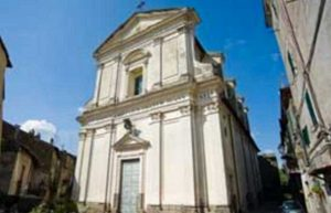 Vallerano - La chiesa di Sant'Andrea