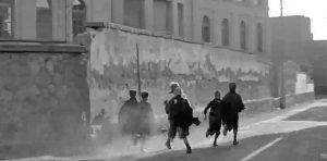8 e mezzo di Federico Fellini - La immagini dal set viterbese