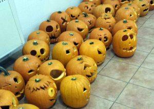 Festa di Halloween nel centro storico