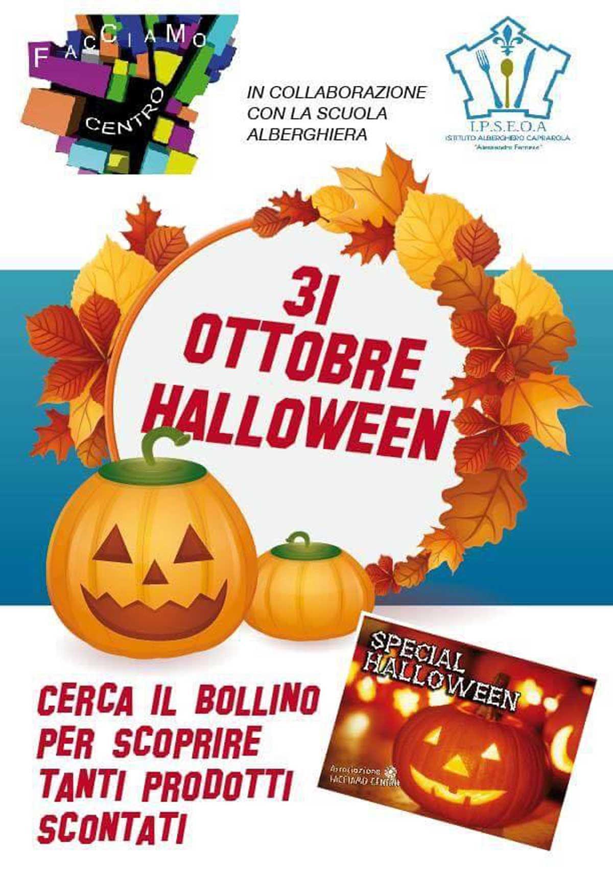Buona Festa Di Halloween.Festa D Halloween Per Il Centro Storico Tusciaweb Eu