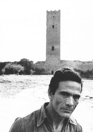 Pier Paolo Pasolini e il castello di Chia