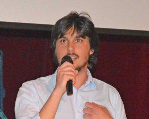 Bassano Romano - Il sindaco Emanuele Maggi