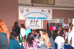 Viterbo - Festa del benvenuto dedicata all'Ail