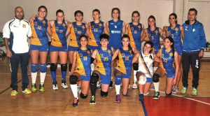 Sport - Volley - Vbc Viterbo - Serie D3