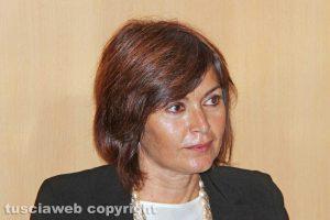Economia - Stefania Palamides, presidente di Unindustria Viterbo