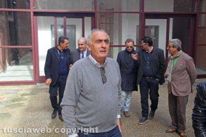Viterbo - L'ascensore verso il duomo - Alvaro Ricci