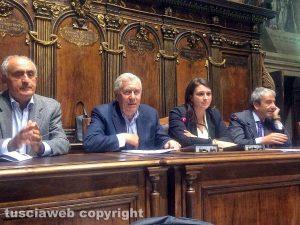 Viterbo - Conferenza sull'emergenza terremoto