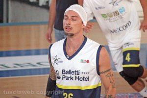 Sport - Pallacanestro - Stella azzurra - Fabio Marcante