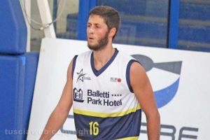 Sport - Pallacanestro - Stella azzurra - Luca Fowler