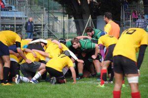Sport - Rugby - Union Viterbo - I ragazzi dell'Under 18