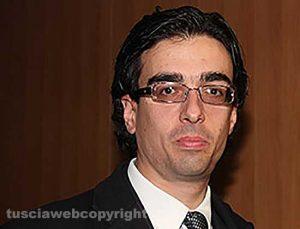 L'avvocato Matteo Moriggi