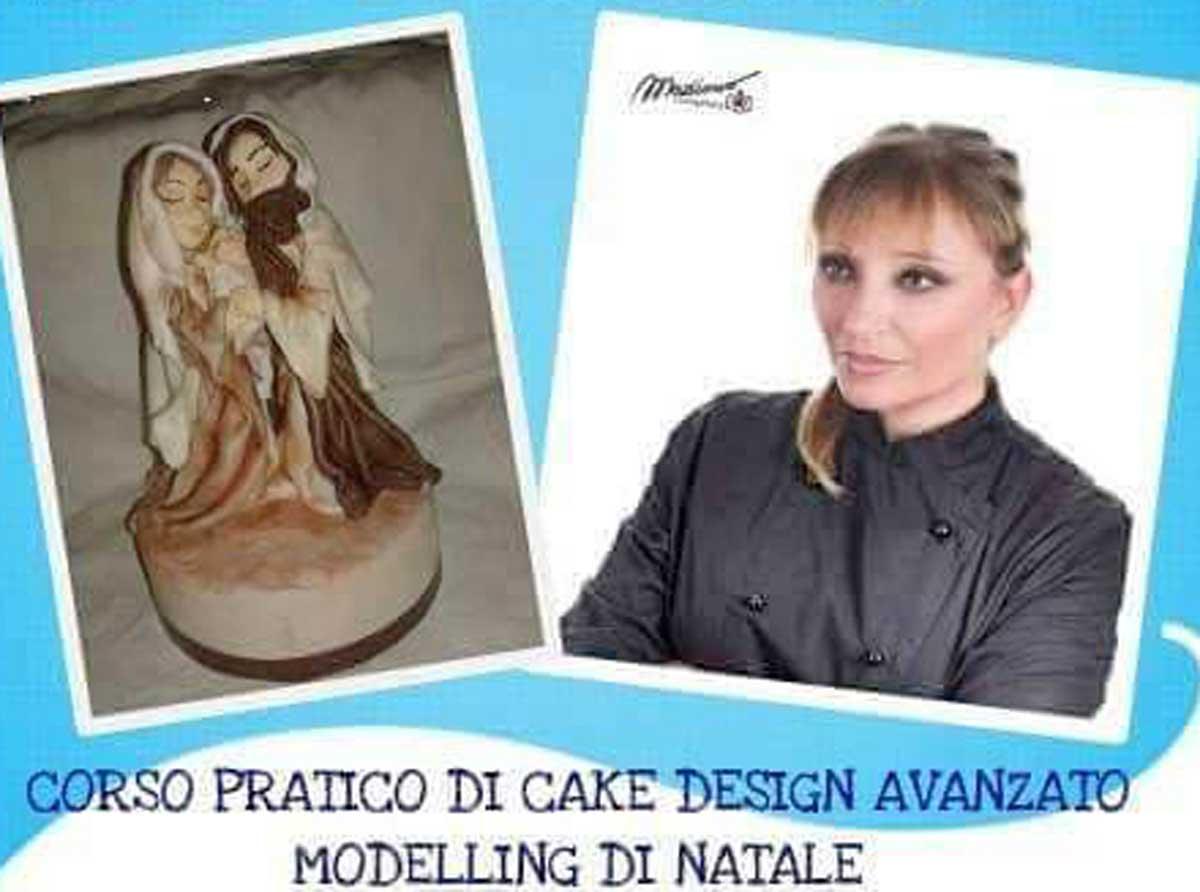 Cake Design Viterbo : Corso di cake design natalizio - Tusciaweb.eu