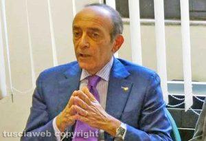Viterbo - Il viceprefetto Salvatore Grillo