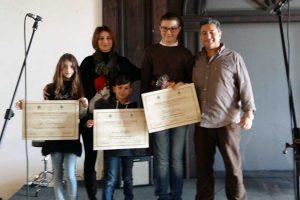 """Caprarola - Il premio """"10 e 10 e lode"""" alle scuderie Farnesiane"""