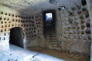 Orte sotterranea - Colombaia rupestre