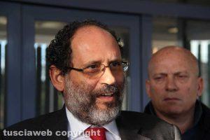 L'avvocato Antonio Ingroia, legale della famiglia Manca