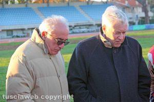 Alvaro Ricci e Leonardo Michelini