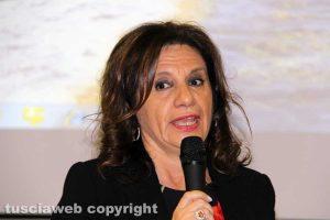 La senatrice Laura Allegrini