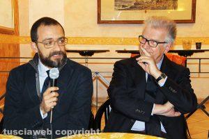 Andrea Egidi e Luigi Zanda