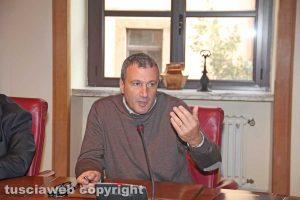 Il dirigente Ernesto Dello Vicario