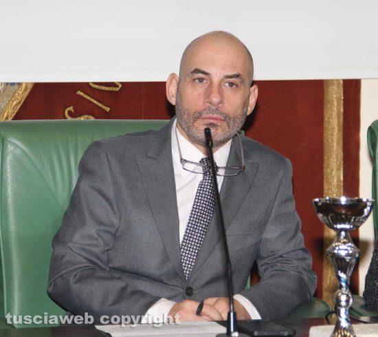 Alessandro Ernestini, preside istituto Fantappiè