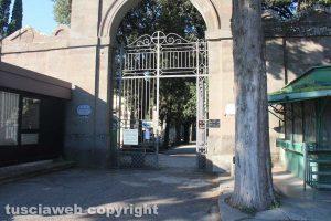 Viterbo - Il cimitero di San Lazzaro
