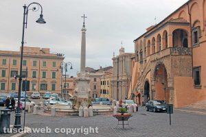Tarquinia - Piazza Giacomo Matteotti