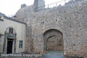 Tarquinia - Il centro storico