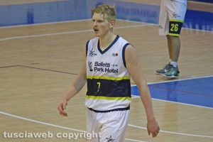 Sport - Pallacanestro - Stella azzurra - Sandro Listwon