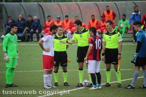 Sport - Calcio - Il derby tra Monterosi e Flaminia