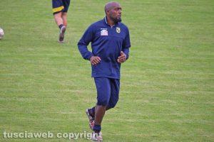 Sport - Calcio - Viterbese - Joachim Mununga